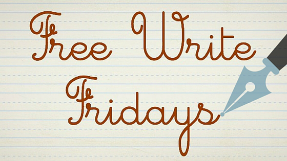 free write fridays