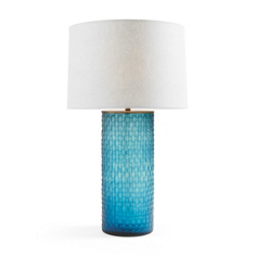 Blue Table Lamps For Living Room